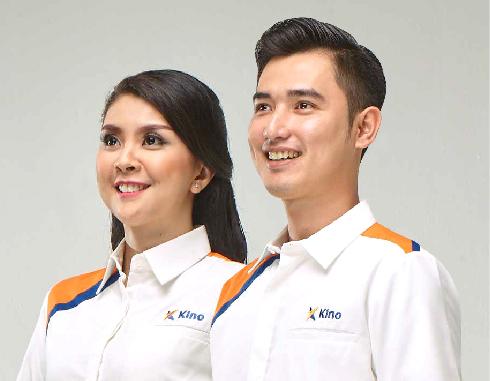 Lowongan Kerja SMA/SMK, D3, S1 PT Kino Indonesia, Tbk. Tersedia 9 Posisi dan Penempatan | Posisi: Logistic Supervisor, Internal Audit Staff, Etc.