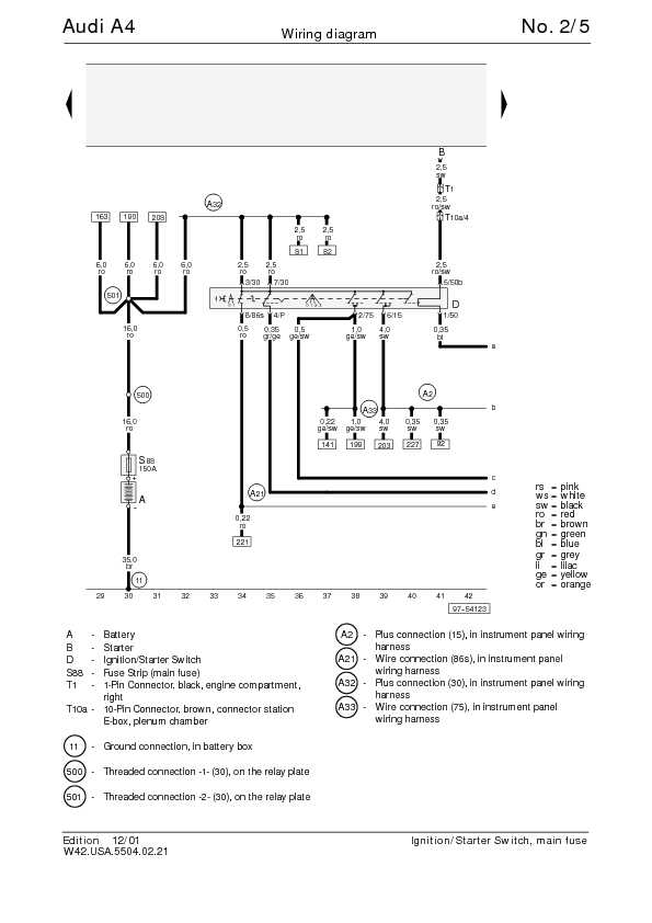 Audi A4 Ignition Coil Wiring Diagram Electrical Circuit Electrical