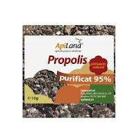 Cumpara de aici Propolis brut purificat 95%