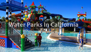 Water Parks In California