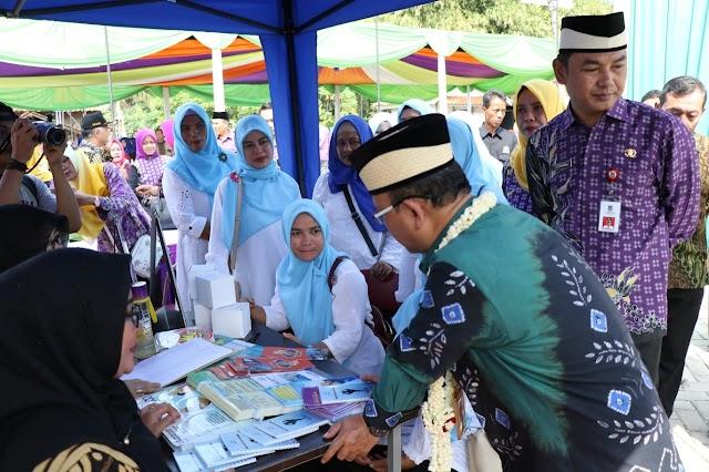 Desa Pangakat Wakili Provinsi Banten Ke Lomba Kampung KB Tingkat Nasional