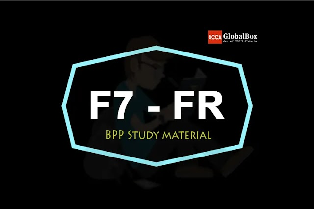 "F7 - 2021 | Financial Reporting (FR) | <span class=""secret3""></span> - STUDY TEXT and KIT"