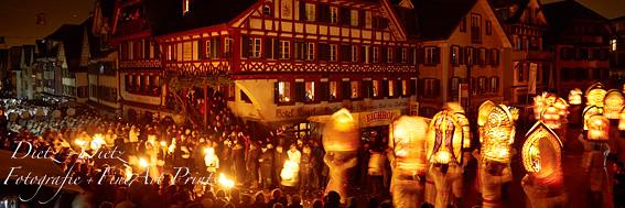 www.dietz.ch - Das traditionelle Küssnachter Klausjagen am 5. Dezember