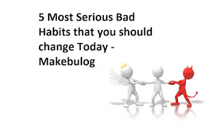 5 Most Serious Bad Habits that you should change Today! • Success City