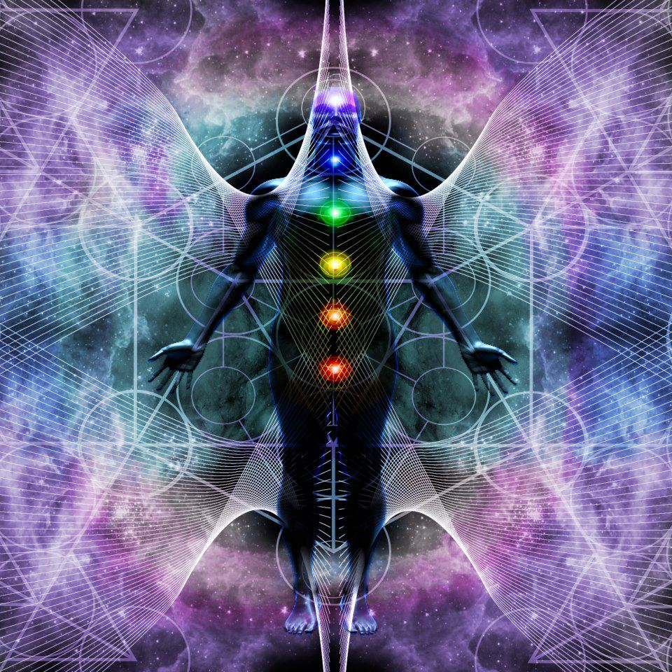 AWESOME+CHAKRA+GUY augureye express your aura & 12 chakras keys to the kingdom
