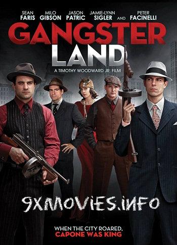 Gangster Land 2017 English 480p WEB-DL 280MB ESubs