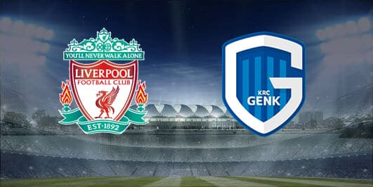 مباراة ليفربول وجينك بتاريخ 23-10-2019 دوري أبطال أوروبا