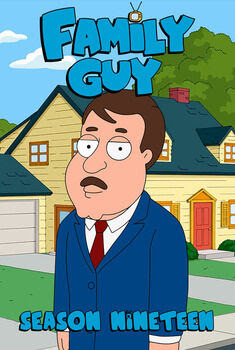 Family Guy 19ª Temporada Torrent - WEB-DL 720p/1080p Legendado
