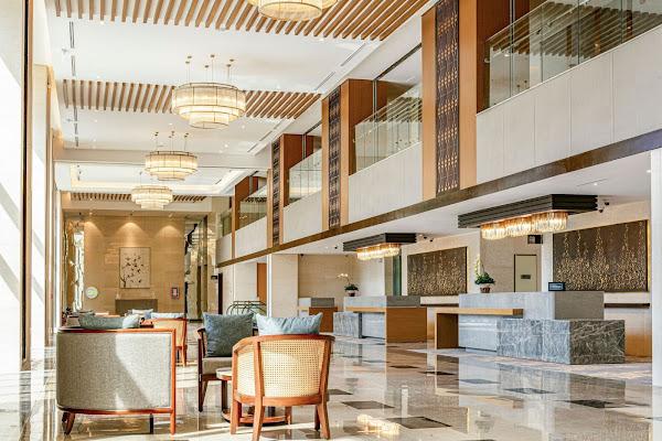 Hilton Clark Sun Valley Resort in Clark Pampanga