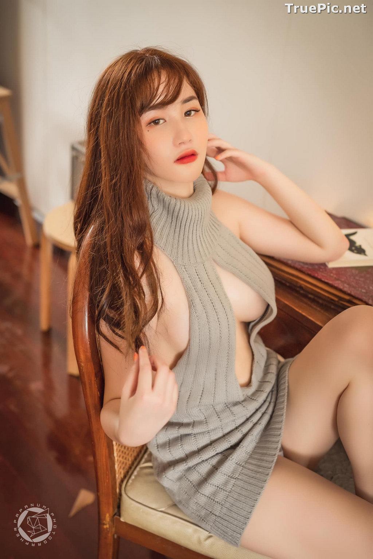 Image Thailand Model - Akair Manita - Brownie Bear - TruePic.net - Picture-14