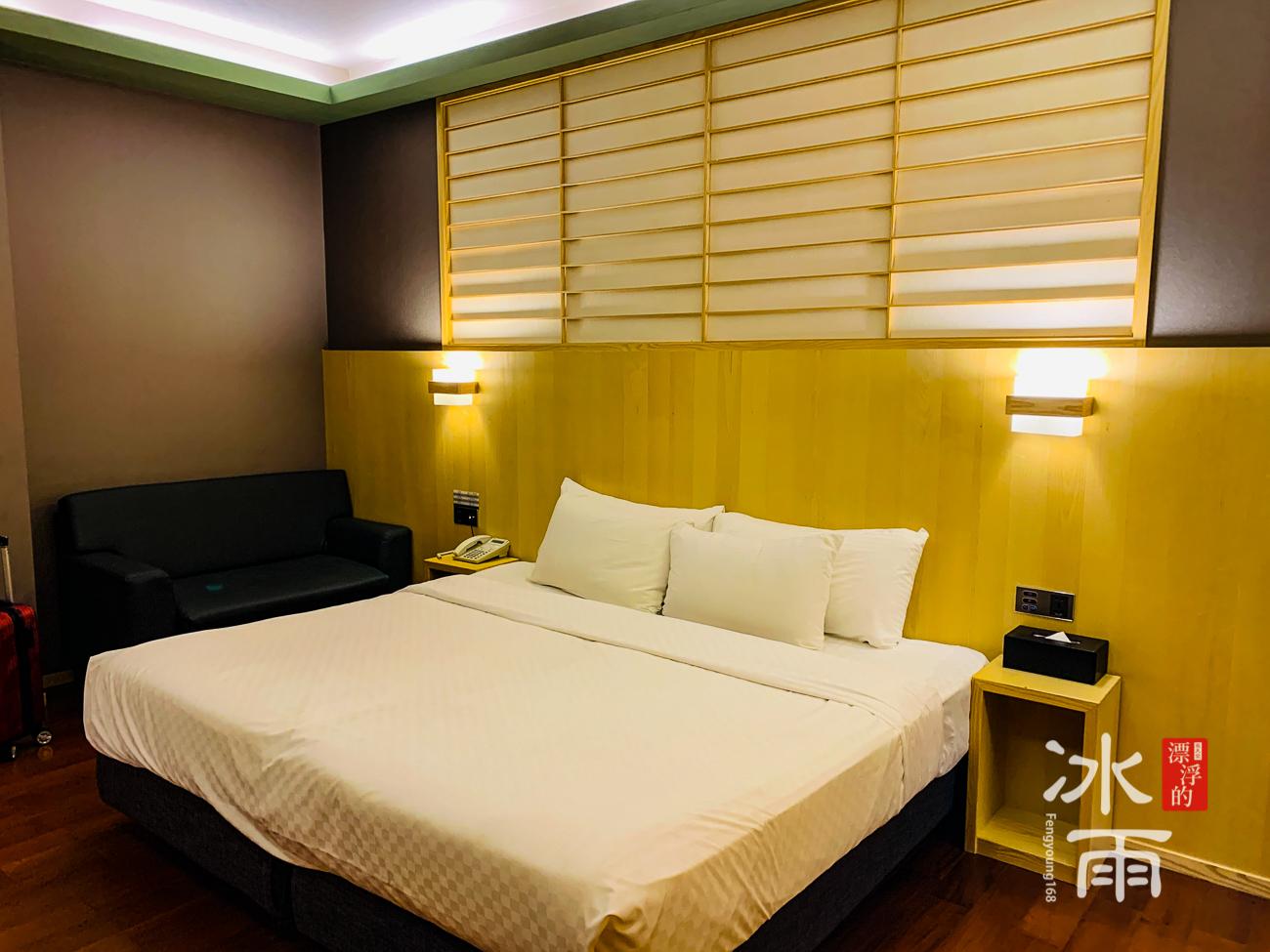 泰安湯悅溫泉會館|床頭