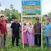 Plang Merek TK Permata Hati Kapa Dibantu Syafridal Anggota DPRD Pasaman Barat