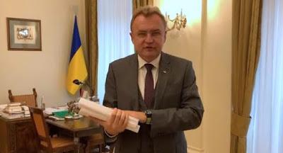 САП вручила підозру меру Львова Садовому