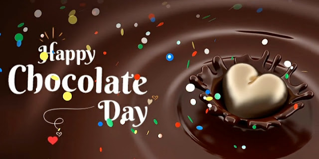 Happy Chocolate Day 2020 wishes