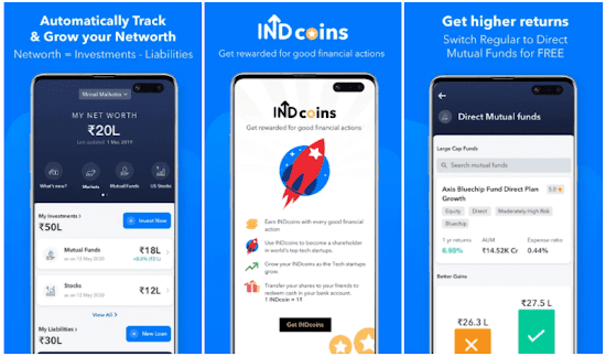 (Updated) INDMoney App Referral Code 2021 | Earn 200 INDCoins Per Refer