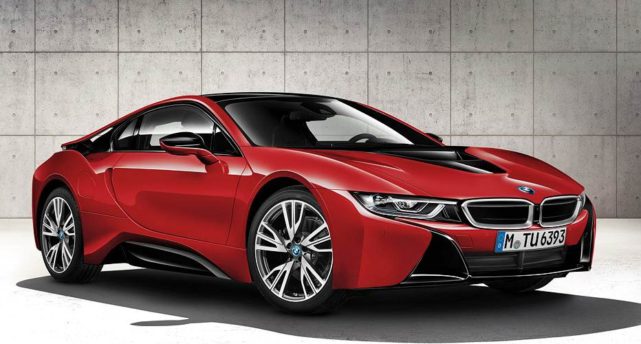 bmw i8 protonic red edition review types cars. Black Bedroom Furniture Sets. Home Design Ideas