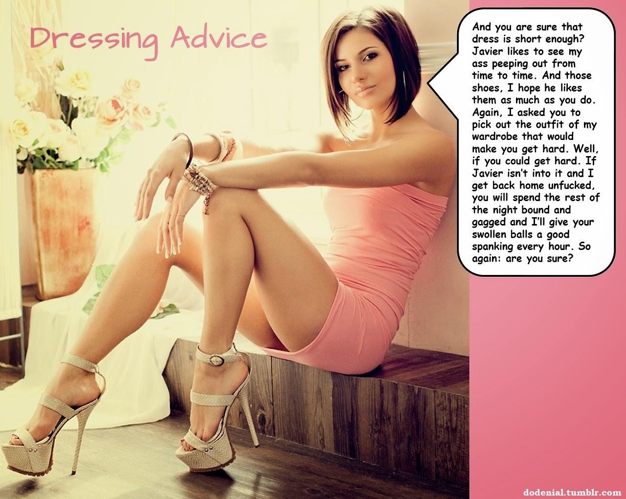 Femdom bdsm advice