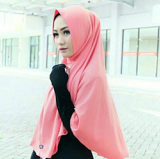 Konveksi jilbab najwa Polos