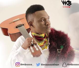 Mbosso (Mboso) - Maajab