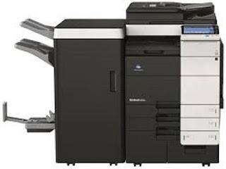 Konica Minolta Bizhub 654E Printer Driver