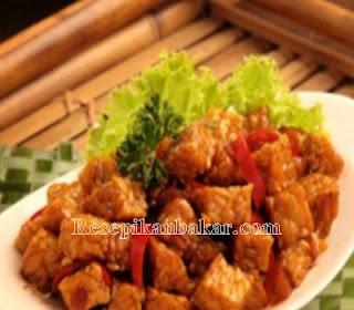 Resep Masakan Sehari Hari, Tumis Tempe Kecap Pedas Manis