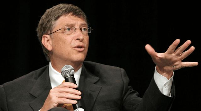 7 Kebiasaan Menarik Bill Gates Yang Dapat Kamu Contoh