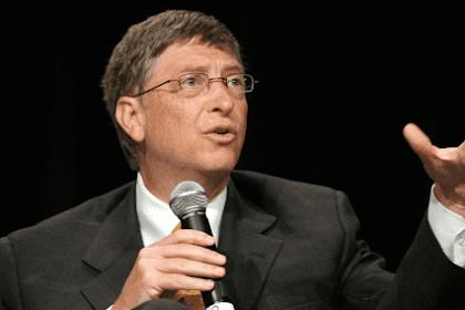 7 Kebiasaan Menarik Bill Gates Yang Bisa Kamu Contoh