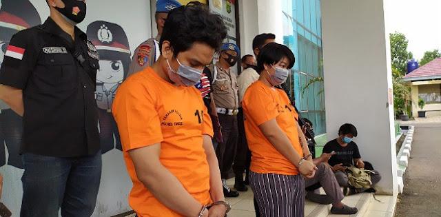 Pabrik Ekstasi Di Kota Tangerang Digerebek Polisi