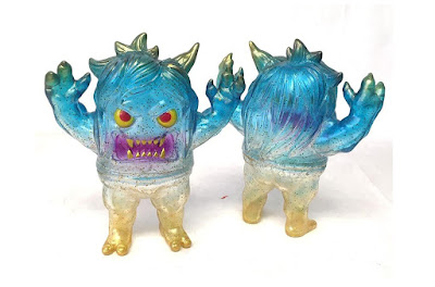 "Tenacious Toys Exclusive ""Beam Me Up Ugly!"" Ugly Onicorn Vinyl Figure by Rampage Toys"