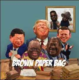 Brown Paper Bag Lyrics - Sarkodie Ft. M.anifest