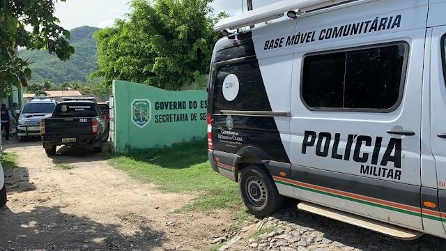 Confronto entre a polícia e grupo criminoso termina com mortos e feridos em Guaiúba, na Grande Fortaleza