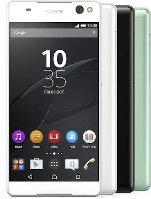Sony: Nuevos Xperia C5 Ultra y Xperia M5
