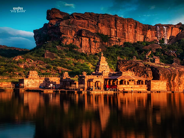 Badami - Places to visit from Hyderbad