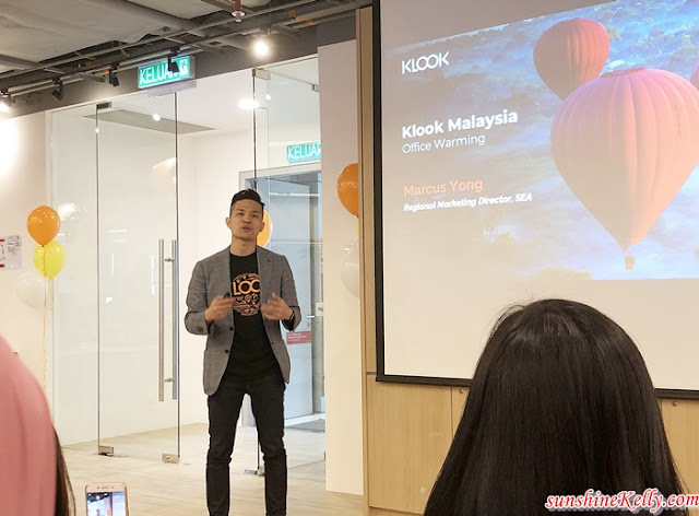 KLOOK Malaysia New Hub Warming Party, KLOOK Malaysia, New Office Warming, lifestyle