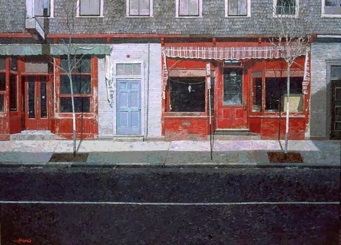 Американское изобразительное искусство. Michael Compton