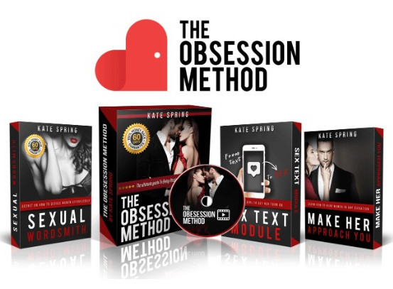 The obsession method kate spring, The obsession method PDF DOWNLOAD HERE