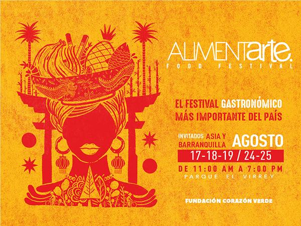 Alimentarte-Food-Festival-2019, Agenda-fechas-gastronomia
