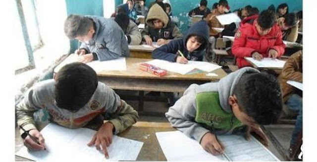 تأجيل ما تبقى من امتحانات نصف السنة في محافظة واسط؟