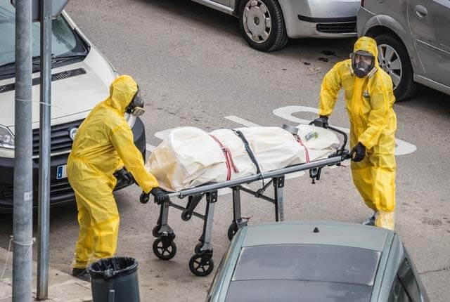 Benefícios da pandemia do coronavírus para a humanidade
