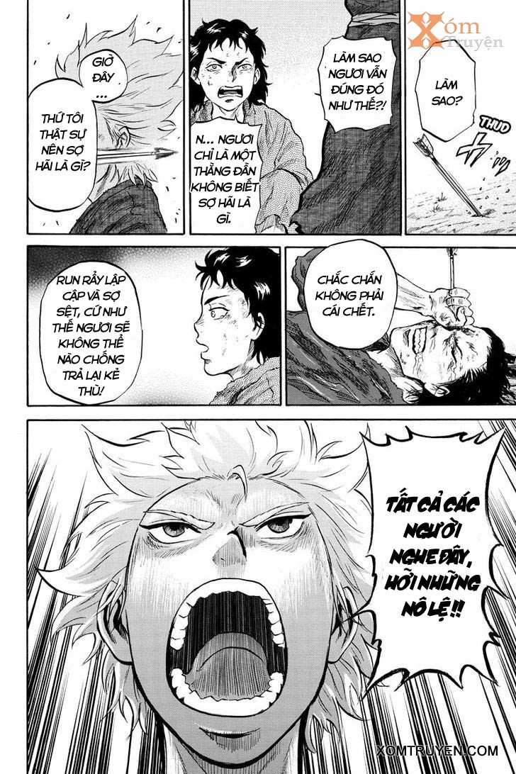Horizon (okada takuya) chap 46 trang 4