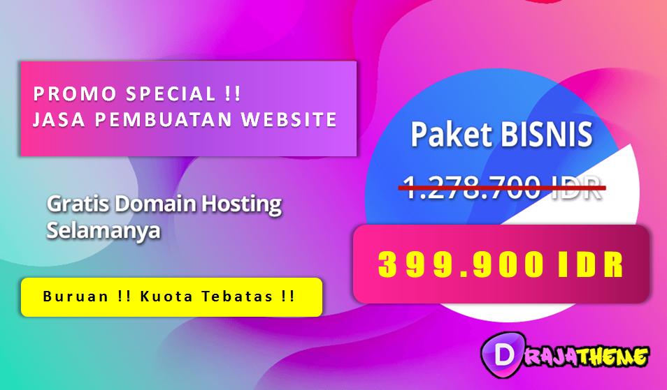 Jasa Pembuatan Website Investasi | Jual Template Premium Blogger Indonesia | Jasa Whatsapp Blast | Jasa Iklan Google Adwords | Rajatheme.com