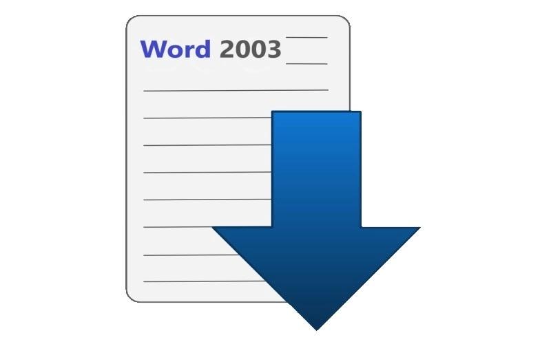 برنامج وورد 2003 مجانا