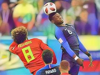 France vs croatia final world cup 2018/perdiction