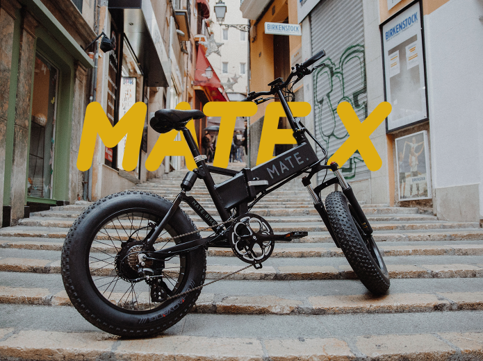 Bici Pieghevole Matex.Ubival Bikes Matex La E Bike Pieghevole Piu Economica