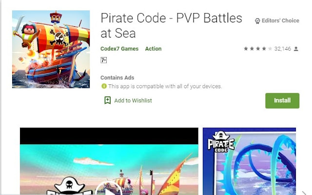 best pirate game for android 2020