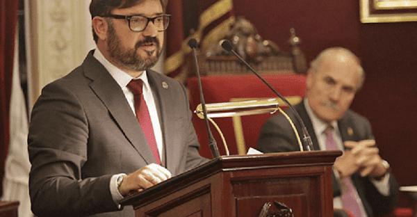 Andrés García Requejo, ratificado como pregonero de la Semana Santa de Cádiz 2021