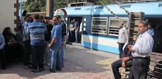 صرف تعويضات مالية للمصابين والمتوفين في حادثة قطار العياط