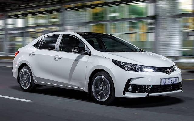 Toyota Corolla Prestige + 2019