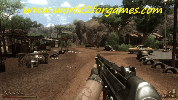 تحميل لعبة 2 Far Cry للكمبيوتر