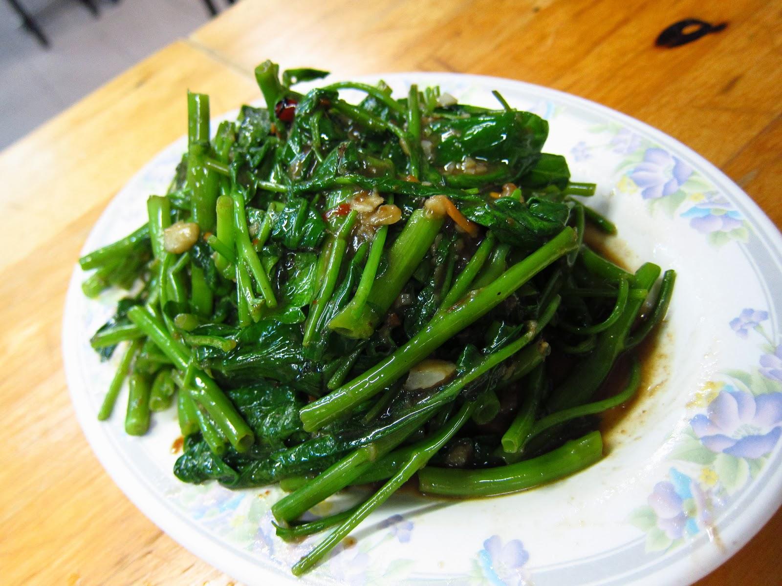 窮食易風 BLOG: 金泰皇泰國菜館 (宵夜泰國菜)